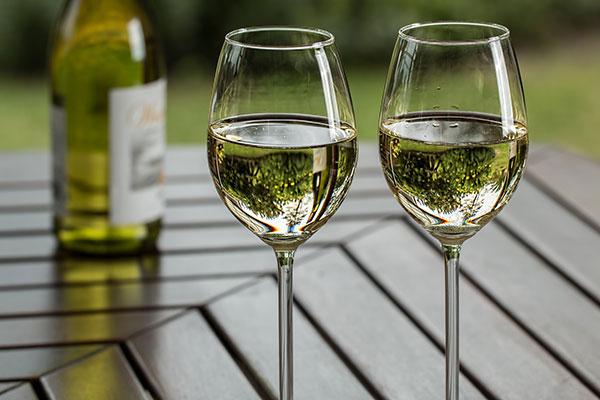 Vinhos brancos são a maioria produzida