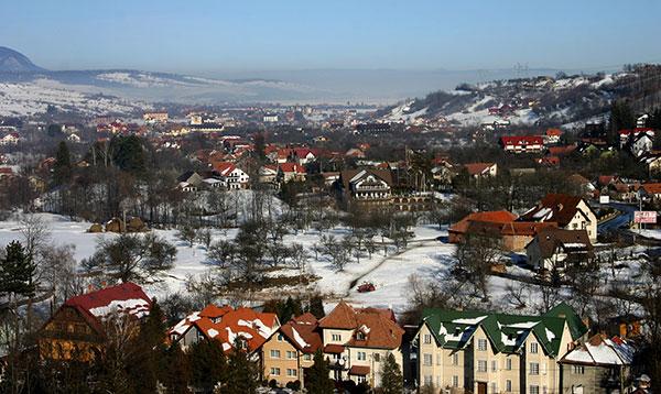 Castelo Bran, a famosa residência do Conde Drácula fica na Transilvânia