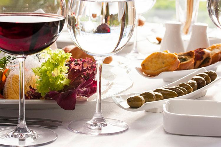 Versatilidade para harmonizar pratos é uma das vantagens da uva carménère