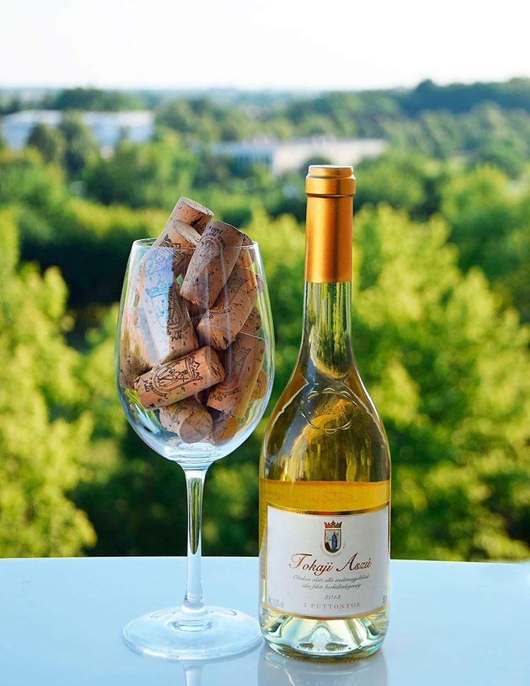 Um dos vinhos doces mais conhecidos, Château d'Yquem