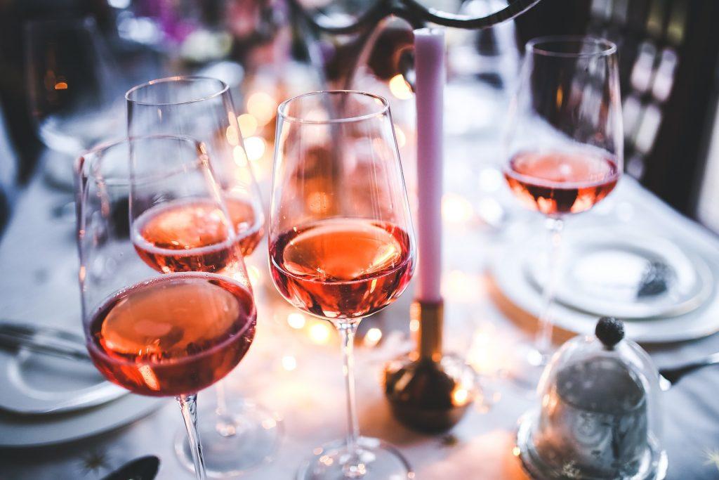 Vinhos rosés são leves, descontraídos e fáceis de beber